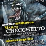 workshop veneziacomix