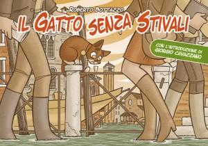"""Presentazione de """"IL GATTO SENZA STIVALI"""" al Bistrot de Venise!"""