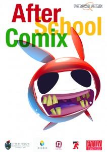 """""""CALL VILLA"""": After School Comix!"""