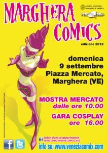 9 SETTEMBRE: MARGHERA COMICS 2012