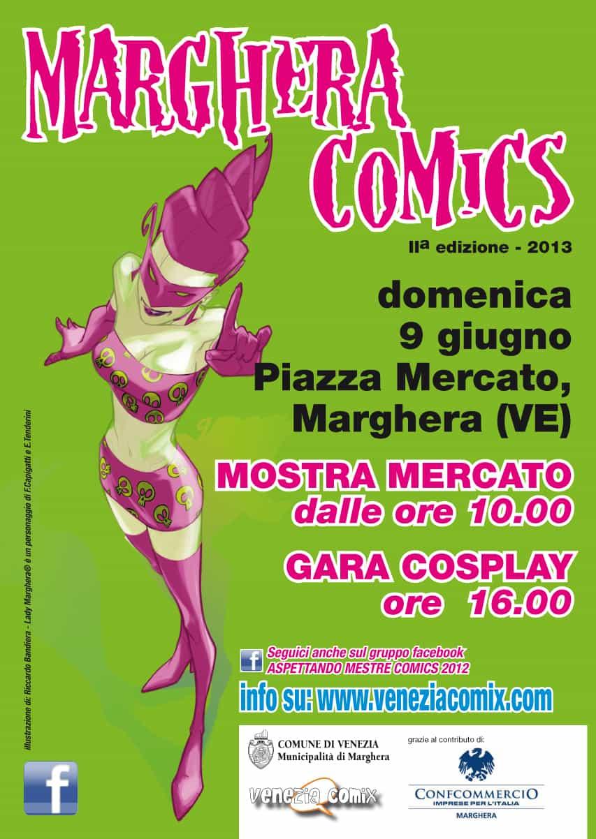 Marghera Comics 2013
