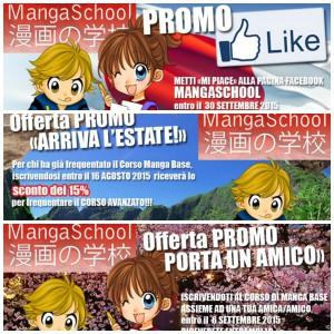 Promozioni MangaSchool