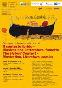 Il contesto ibrido – Illustrazione, letteratura, fumetto