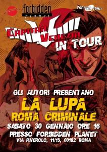 Capitan Venezia in tour: Roma!