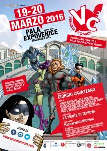 VENEZIA COMICS 2016