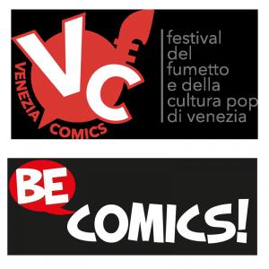 Venezia Comics è partner di Be Comics!