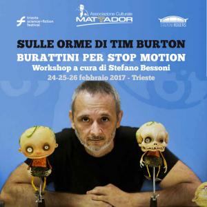 VeneziaComix segnala: SULLE ORME DI TIM BURTON