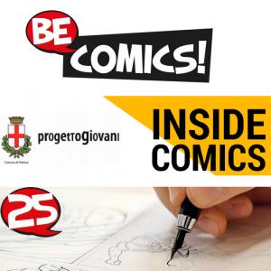 "Be Comics: ""Premio Fumetto 25"" & ""INSIDECOMICS"""