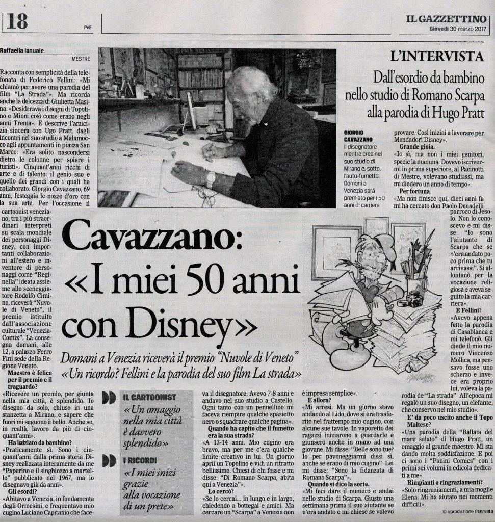 Il Gazzettino 30/03/2017