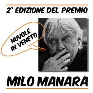 """Premio """"Nuvole in Veneto"""" 2018 a Milo Manara"""