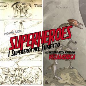 Superheroes – Incontro con Alberto Lavoradori