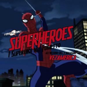 Superheroes – Ultimate Spider Man