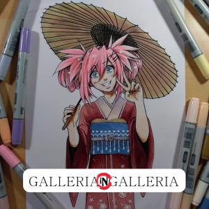 """MangaSchool al 7° """"Galleria In Galleria"""""""