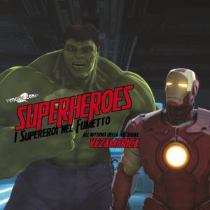 "Superheroes – Iron Man & Hulk ""Heroes United"""