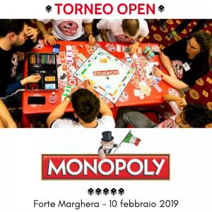 A Forte Marghera arriva il campionato italiano di Monopoly!