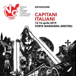 "Capitani italiani: ""Capitan Venezia – Il buio dentro"""