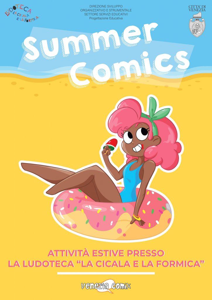 summer comics
