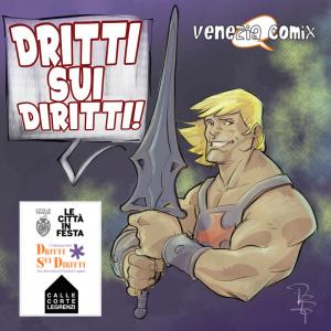 Dritti sui Diritti – Disegna il tuo divertimento!