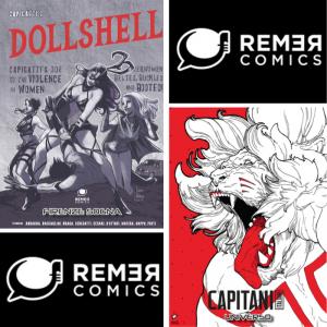 Remer Comics si svela al Lucca Comics & Games!