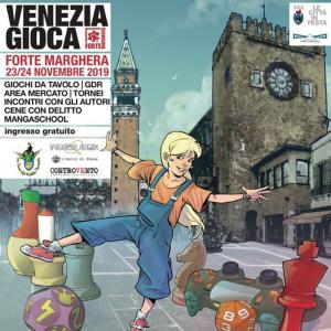 6° Venezia Gioca – Il Festival del Gioco di Venezia