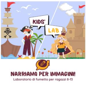 KID'S LAB: NARRIAMO PER IMMAGINI!