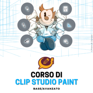 CORSO DI CLIP STUDIO PAINT