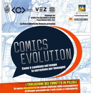 COMICS EVOLUTION